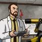 Proffesor krieger
